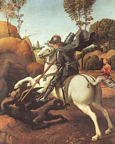 St George and the Dragon: The Golden Legend  | Michael H